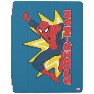 Spider-Man Callout Graphic iPad Cover