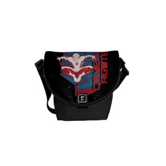 Spider-Man Crime Fighter Courier Bags
