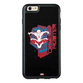 Spider-Man Crime Fighter OtterBox iPhone 6/6s Plus Case