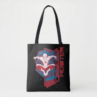 Spider-Man Crime Fighter Tote Bag