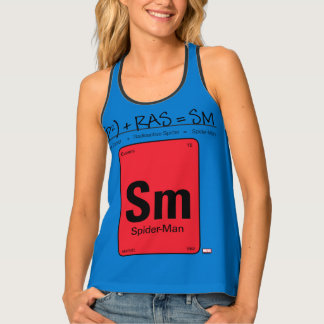 Spider-Man Element Scientific Formula Singlet