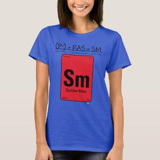 Spider-Man Element Scientific Formula T-Shirt