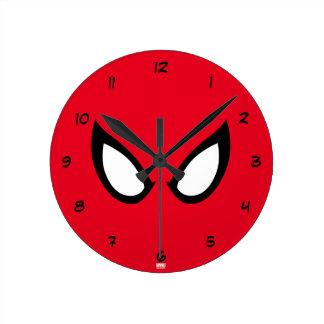 Spider-Man Eyes Clock