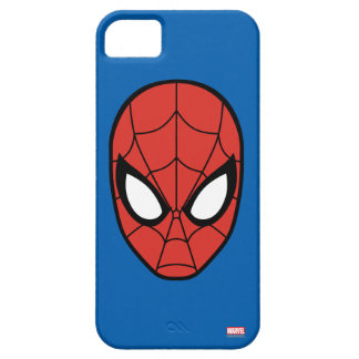 Spider-Man Head Icon Barely There iPhone 5 Case