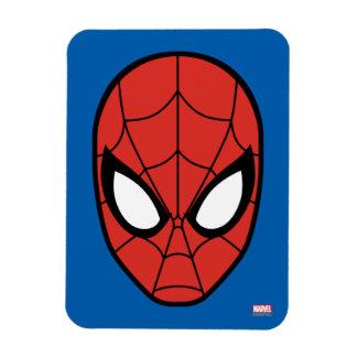 Spider-Man Head Icon Magnet