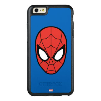 Spider-Man Head Icon OtterBox iPhone 6/6s Plus Case