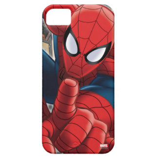 Spider-Man High Above the City Barely There iPhone 5 Case