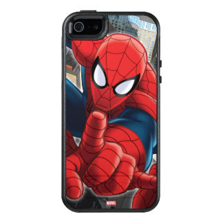 Spider-Man High Above the City OtterBox iPhone 5/5s/SE Case