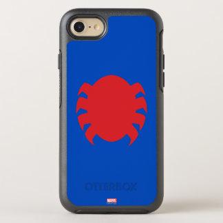 Spider-Man Icon OtterBox Symmetry iPhone 7 Case