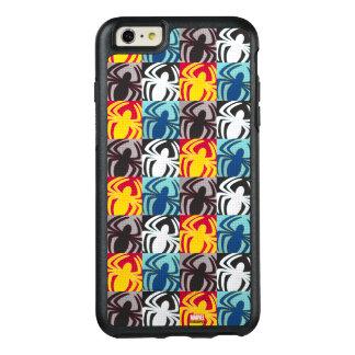 Spider-Man Icon Pattern OtterBox iPhone 6/6s Plus Case