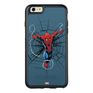 Spider-Man Leaping With Webbing OtterBox iPhone 6/6s Plus Case