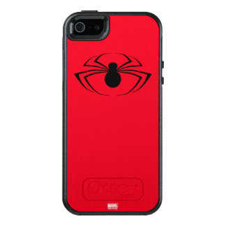 Spider-Man Logo OtterBox iPhone 5/5s/SE Case