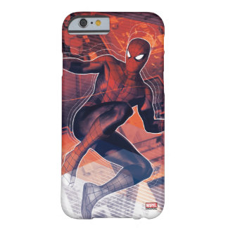 Spider-Man Mid-Air Spidey Sense Barely There iPhone 6 Case