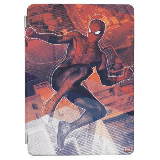 Spider-Man Mid-Air Spidey Sense iPad Air Cover
