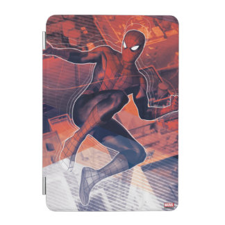 Spider-Man Mid-Air Spidey Sense iPad Mini Cover