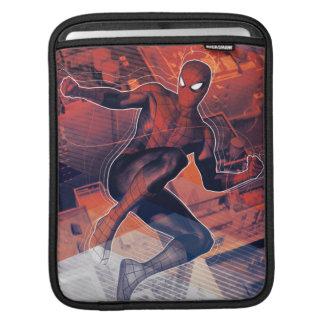 Spider-Man Mid-Air Spidey Sense iPad Sleeve
