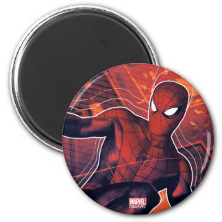 Spider-Man Mid-Air Spidey Sense Magnet