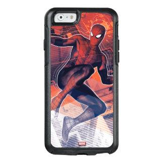 Spider-Man Mid-Air Spidey Sense OtterBox iPhone 6/6s Case