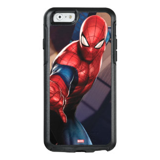 Spider-Man On Skyscraper OtterBox iPhone 6/6s Case
