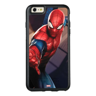 Spider-Man On Skyscraper OtterBox iPhone 6/6s Plus Case