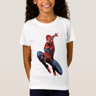 Spider-Man On Skyscraper T-Shirt