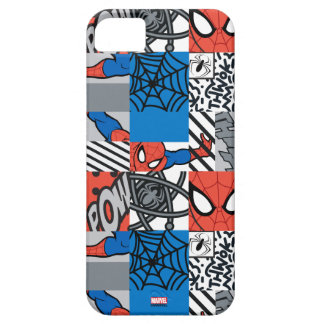 Spider-Man Pop Art Pattern Case For The iPhone 5