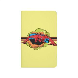 Spider-Man Retro Crawl Journal