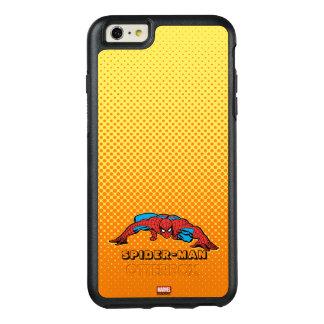 Spider-Man Retro Crouch OtterBox iPhone 6/6s Plus Case