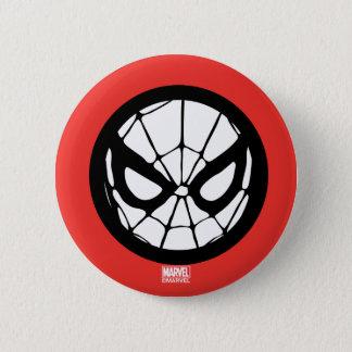 Spider-Man Retro Icon 6 Cm Round Badge