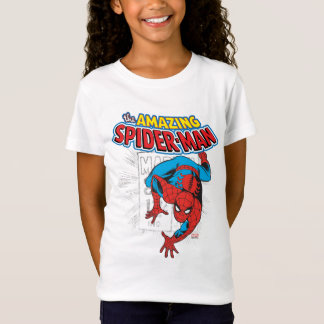 Spider-Man Retro Price Graphic T-Shirt