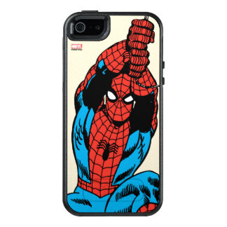 Spider-Man Retro Swing Two OtterBox iPhone 5/5s/SE Case