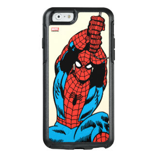 Spider-Man Retro Swing Two OtterBox iPhone 6/6s Case