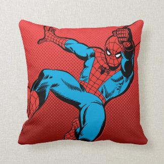 Spider-Man Retro Swinging Kick Cushion