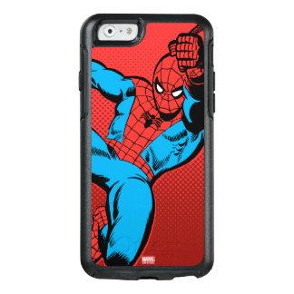 Spider-Man Retro Swinging Kick OtterBox iPhone 6/6s Case