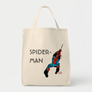 Spider-Man Retro Web Swing