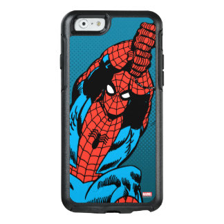 Spider-Man Retro Web Swing OtterBox iPhone 6/6s Case