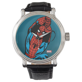 Spider-Man Retro Web Swing Watch