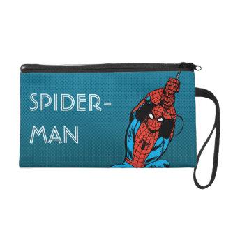 Spider-Man Retro Web Swing Wristlet