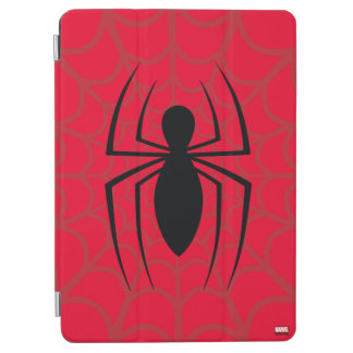 Spider-Man Skinny Spider Logo iPad Air Cover