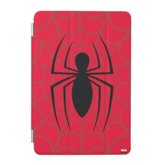Spider-Man Skinny Spider Logo iPad Mini Cover
