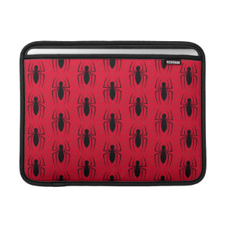 Spider-Man Skinny Spider Logo Sleeve For MacBook Air