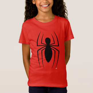 Spider-Man Skinny Spider Logo T-Shirt
