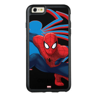 Spider-Man & Spider Character Art OtterBox iPhone 6/6s Plus Case