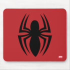 Spider-Man Spider Logo Mouse Pad