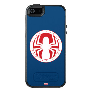 Spider-Man Team Heroes Emblem OtterBox iPhone 5/5s/SE Case