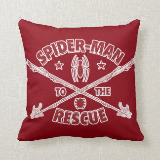 Spider-Man To The Rescue Cushion