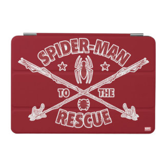 Spider-Man To The Rescue iPad Mini Cover