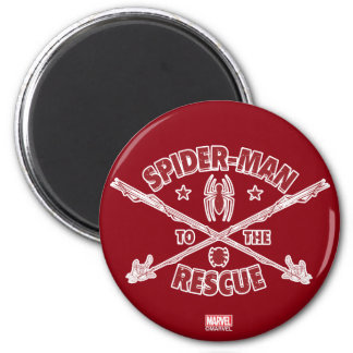 Spider-Man To The Rescue Magnet