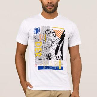 Spider-Man Ultimate Bauhaus Collage T-Shirt
