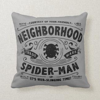 Spider-Man Victorian Trademark Cushion
